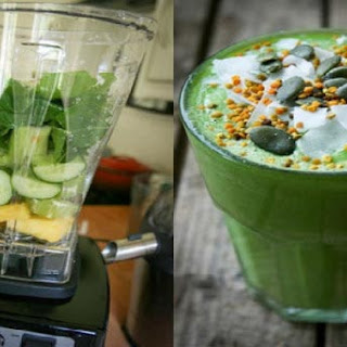 Vegan Green Breakfast Smoothie Recipes