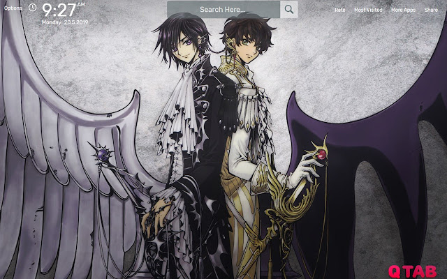 Code Geass Wallpapers HD