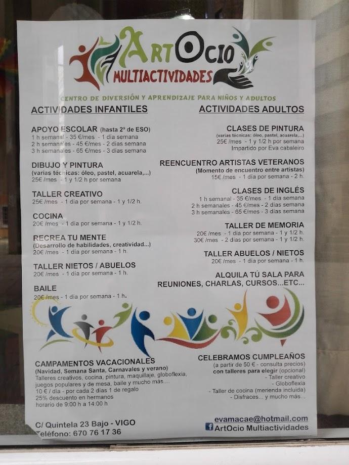 Foto ArtOcio MultiActividad 3