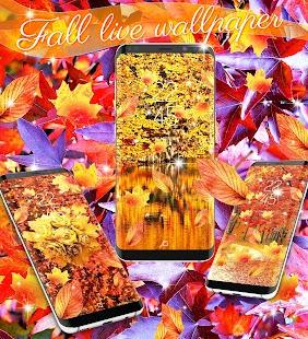 Fall season live wallpaper - náhled