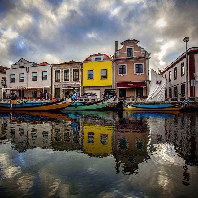 City of Aveiro, Canal dos BotirõesExposição Fotográfica  by José M G Pereira - City,  Street & Park  Vistas