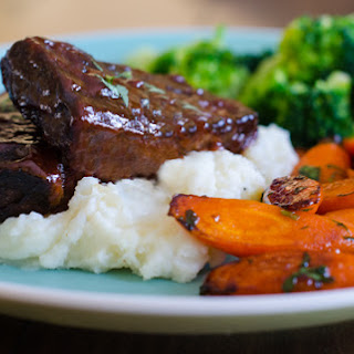 Easy Slow-Baked BBQ Short Ribs.