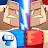 UFB: Ultra MMA Fighting & Wrestling Games logo