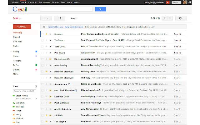 Disable Conversation View Gmail