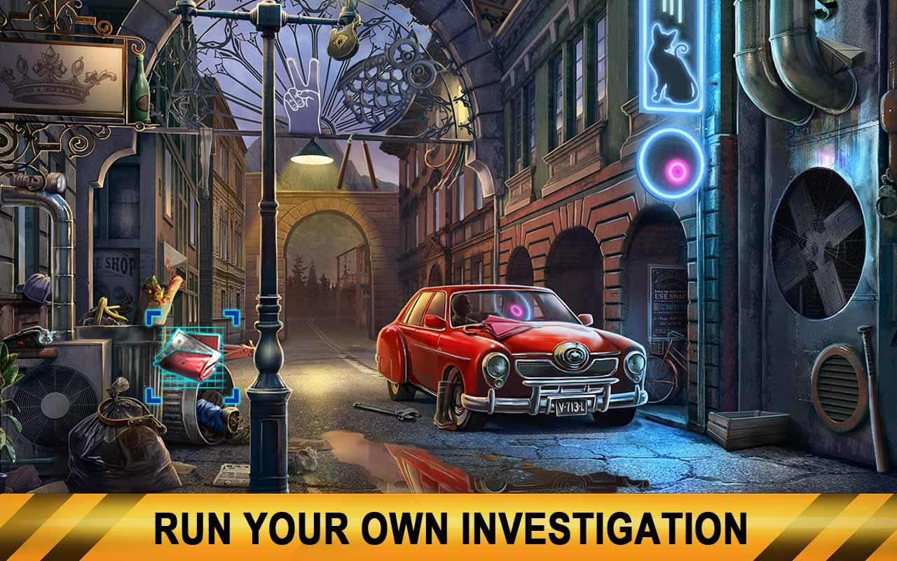 🔎 Crime City Detective: Hidden Object Adventure- screenshot