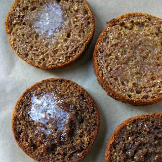 Plantain English Muffins