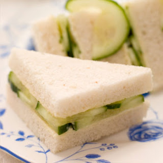 Cucumber Sandwich Without Cream Cheese Recipes.