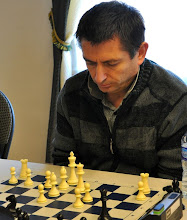 Photo: Nick Beqo (Board #3 of PoCo Chess Club)