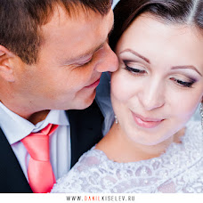 Wedding photographer Danil Kiselev (Kiselev). Photo of 06.02.2015