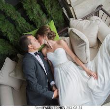Wedding photographer Ramil Faskhutdinov (trito4ki). Photo of 17.09.2014