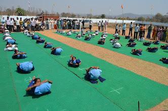 Photo: 8th Anniversary Jeeyar Gurukulam - Allampally, Adilabad Dt, AP, India - 2012 Mar 6