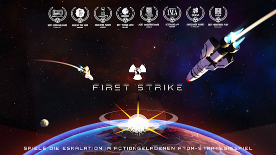 First Strike Screenshot