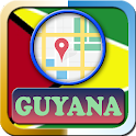 Guyana Maps and Direction icon
