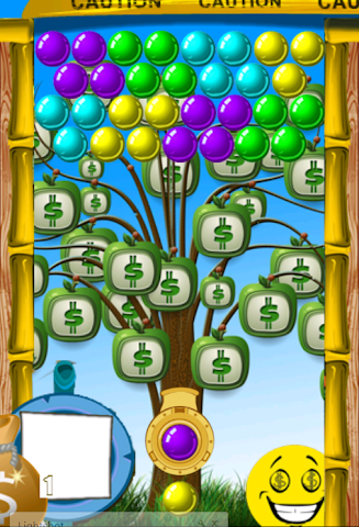 android Bubble Millionare Screenshot 1