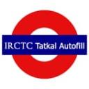 IRCTC Tatkal Autofill