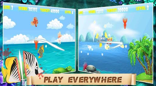 Ninja Fish - Fish Cut 1.0.2 screenshots 5