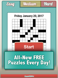 Penny Dell Crosswords- screenshot thumbnail