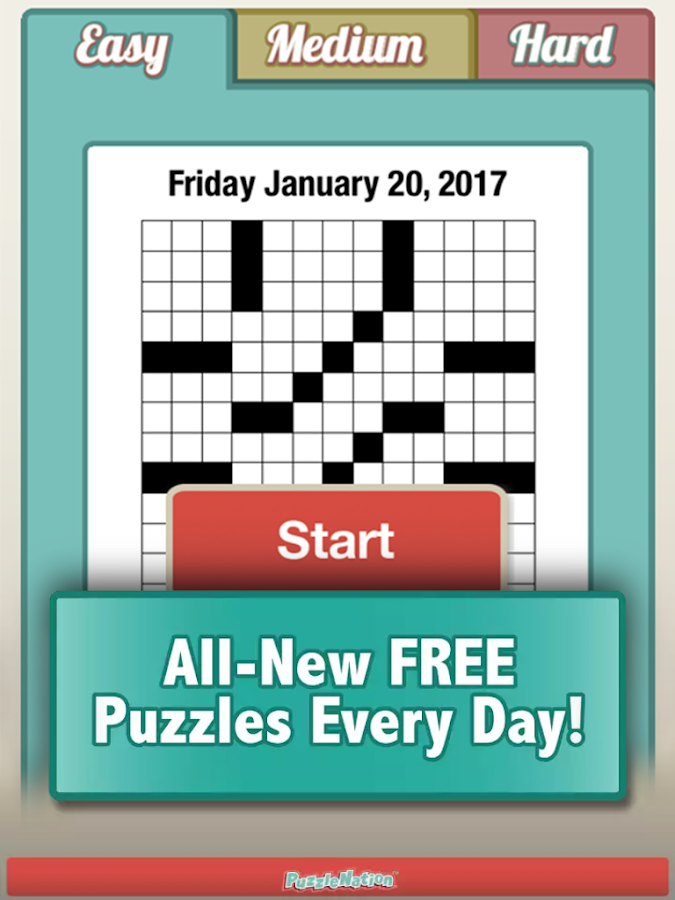 Penny Dell Crosswords- screenshot