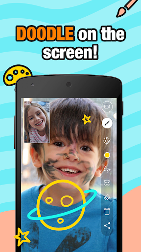 JusTalk Kids - Safe Video Chat and Messenger 0.9.33 screenshots 2