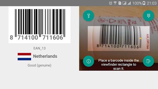 Barcode Checker - Scanner and Reader - náhled