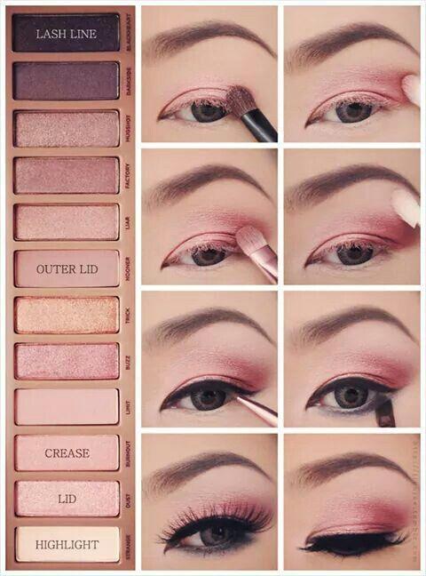Картинки по запросу pink eyeshadow 2019