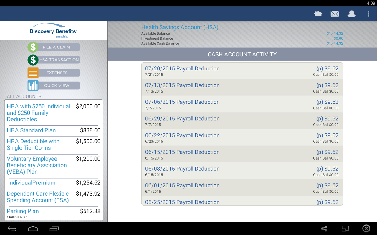 Flexible Spending Account (FSA) | Discovery Benefits