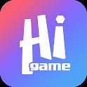 Higame-破解BT手遊h5遊戲盒子公益手游GM遊戲手游加速遊戲禮包虛寶優惠券攻略秘籍手機遊戲盒子 icon