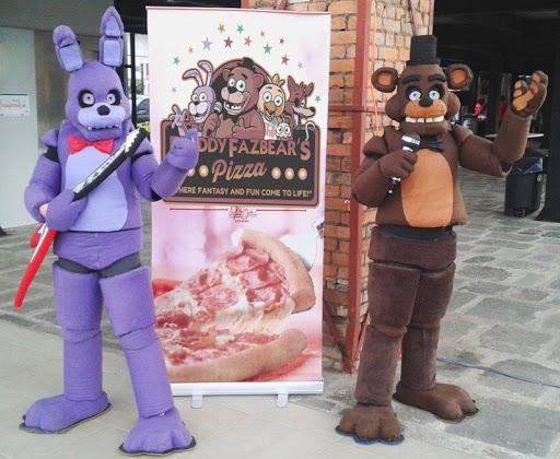 Freddy's Pizza Simulator