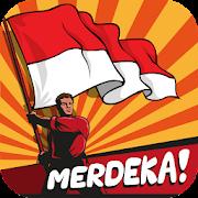 Kartu Ucapan Hari Merdeka Indonesia icon