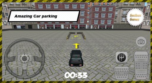 City Old Car Parking