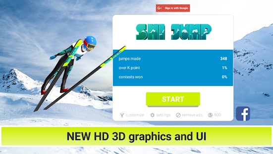 Ski Jump - náhled