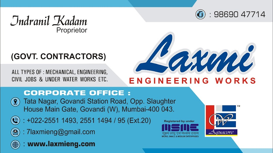 Laxmi Engineering Works - Engineering Consultant in Mumbai