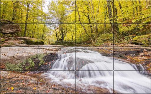 Tile Puzzle Nature apkpoly screenshots 6