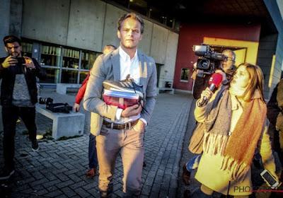 Bart Vertenten va aller au clash avec l'Union Belge de football