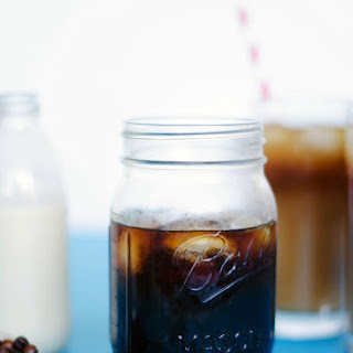 Fizzy Cold Brewed Coffee.