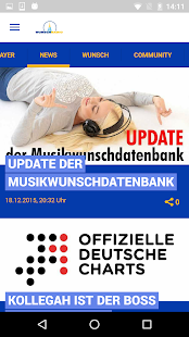 wunschradio- screenshot thumbnail