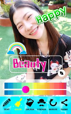 Text Camera - screenshot