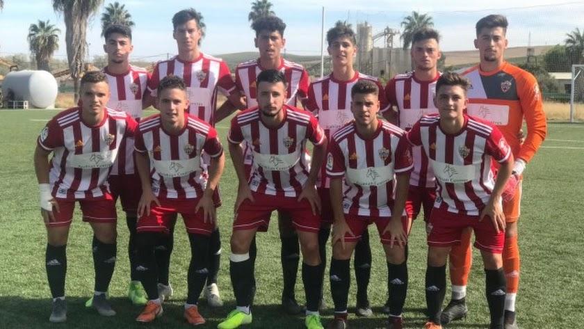 Los juveniles del Almería vencieron al Córdoba en su campo.