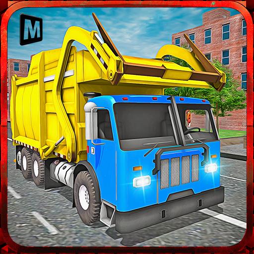 最終的垃圾車司機 模擬 App LOGO-硬是要APP