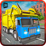 Game Ultimate Garbage Truck Driver APK for Kindle