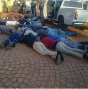 Five people were killed in a hostage siege at the church in Zuurbekom on Saturday.