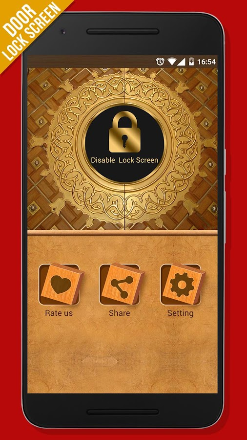 Ayyappa Door Lock Screen- screenshot