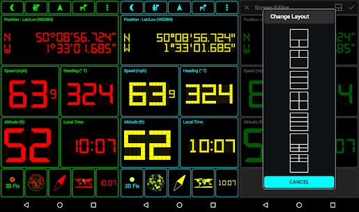GPS Test Plus Navigation APK 8