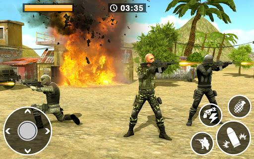 Counter Terrorist Critical Strike Force Special Op 4.0 screenshots 15
