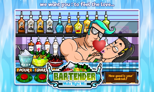 Bartender Perfect Mix  gameplay | by HackJr.Pw 14