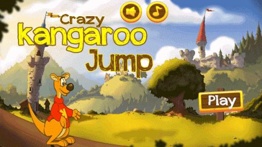 crazy kangaroo jump