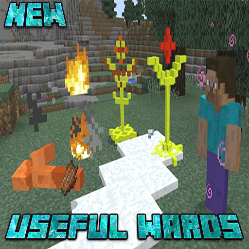 Useful Wards Add-on for MCPE