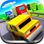 Blocky Highway: Traffic Racing 1.2.2