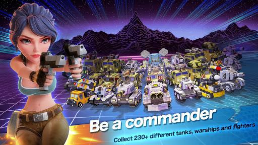 Top War: Battle Game 1.64.0 screenshots 1