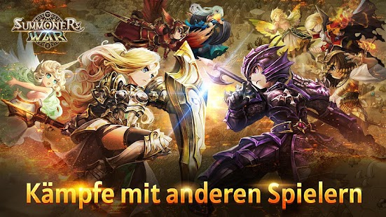 Summoners War: Sky Arena Screenshot